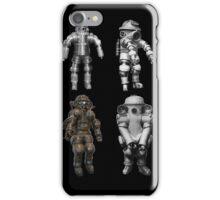 Retro Vintage Deep Sea Diver Collection iPhone Case/Skin