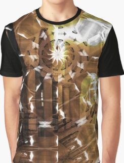 Fractured History Graphic T-Shirt