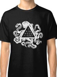 Triangle Fight Octo-Logo Classic T-Shirt