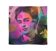 Frida Kahlo Colors Scarf