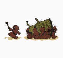 Bad Exterminator Baby Tee