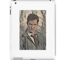 True Detective - Rust Cohle iPad Case/Skin