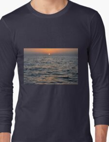 Sunset by the sea. Long Sleeve T-Shirt