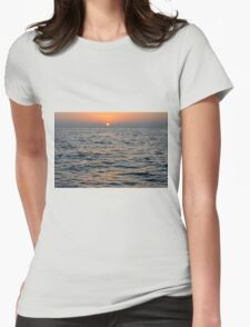 Sunset by the sea. T-Shirt