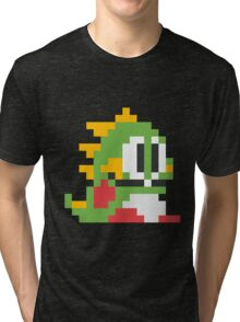 Bubble Bobble Tri-blend T-Shirt