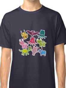 Funny monsters Classic T-Shirt