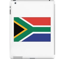 South Africa iPad Case/Skin