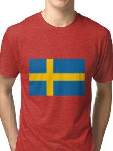 Sweden Tri-blend T-Shirt