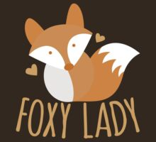 Foxy lady super cute kawaii foxy by jazzydevil