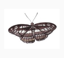 Butterfly- Brown Kids Tee