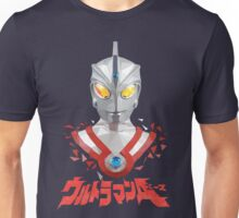 LOW POLYGON PORTRAIT - ULTRAMAN ACE VER 2 Unisex T-Shirt