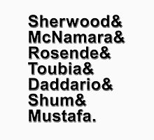 Shadowhunters Cast Names Classic T-Shirt