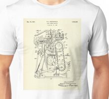 Candy Forming Machine-1931 Unisex T-Shirt