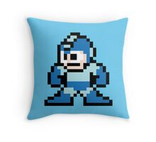 Mega Man Throw Pillow