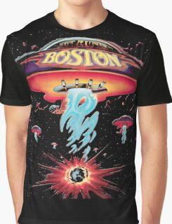 BOSTON BAND TOUR Graphic T-Shirt