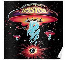 BOSTON BAND TOUR Poster