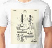 Shaving implement-1928 Unisex T-Shirt