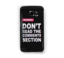 For Your Own Sanity Samsung Galaxy Case/Skin