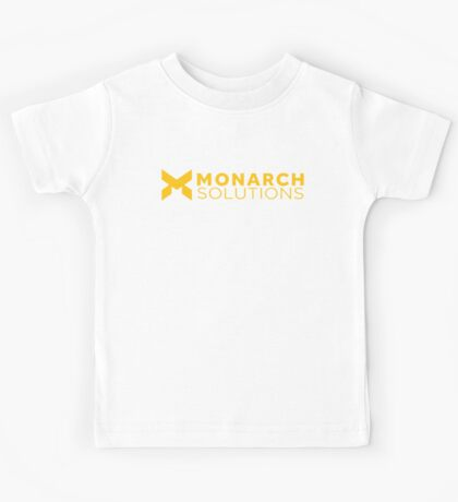 Quantum Break - Monarch Solutions Kids Tee