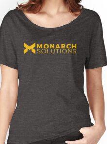 Quantum Break - Monarch Solutions Women's Relaxed Fit T-Shirt