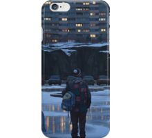 Bostadsmauer iPhone Case/Skin