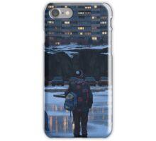 Bostadsmauer iPhone Case/Skin
