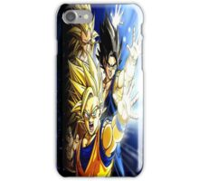 Saiyan Power iPhone Case/Skin