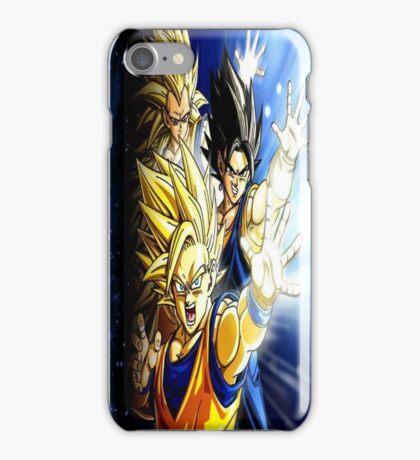 Saiyan Power iPhone Case/Skin