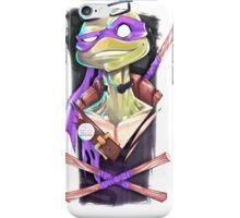 Donatello Teenage Mutant Ninja Turtles iPhone Case/Skin