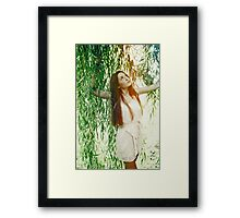Amazons  Framed Print