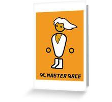 PCMR Greeting Card