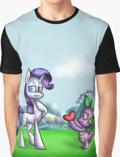 Valentines Graphic T-Shirt