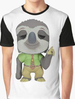 sloth zootopia Graphic T-Shirt