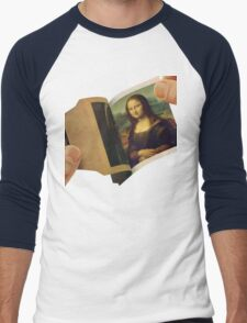 Polaroid Men's Baseball ¾ T-Shirt