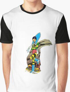 Musky Graphic T-Shirt