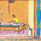 An Ayurvedic Treatment by John Douglas
