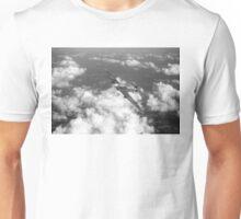 Hawker Hurricane IIB of 174 Squadron B&W version Unisex T-Shirt