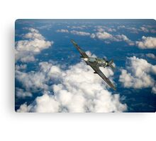 Hawker Hurricane IIB of 174 Squadron Canvas Print