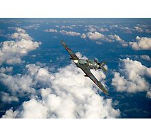 Hawker Hurricane IIB of 174 Squadron Photographic Print