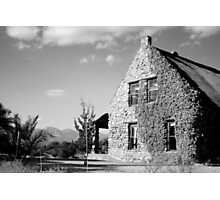 The Trossachs Guest Lodge I - McGregor, South Africa Photographic Print