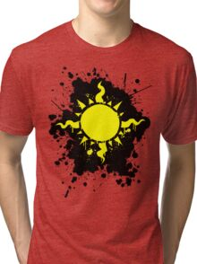 Homestuck Light aspect logo Tri-blend T-Shirt
