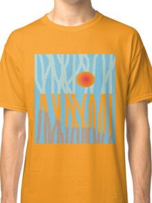 Forest at Sunrise Classic T-Shirt