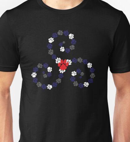Pup Triskelion Unisex T-Shirt