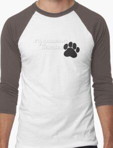 Fundraising For Recuses Men's Baseball ¾ T-Shirt