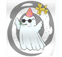 Party Ghost Poster