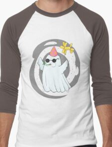 Party Ghost Men's Baseball ¾ T-Shirt