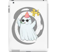 Party Ghost iPad Case/Skin