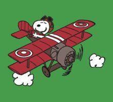 Snoopy Kids Tee