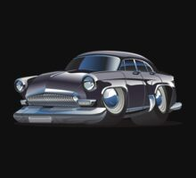 Cartoon Car Kids Tee