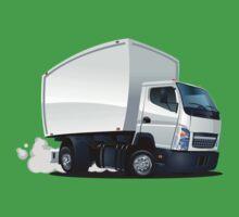 Cartoon Truck Baby Tee